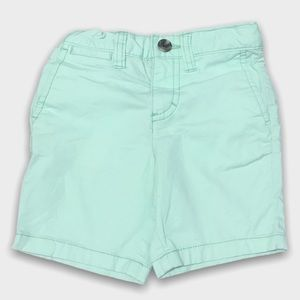 Old Navy Mint Color Toddler Cotton Shorts